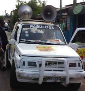 Ghana Car Speakers