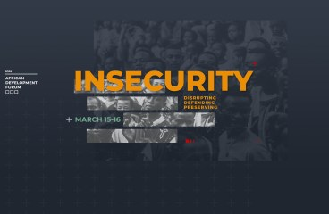 SOAS African Development Forum – Insecurity