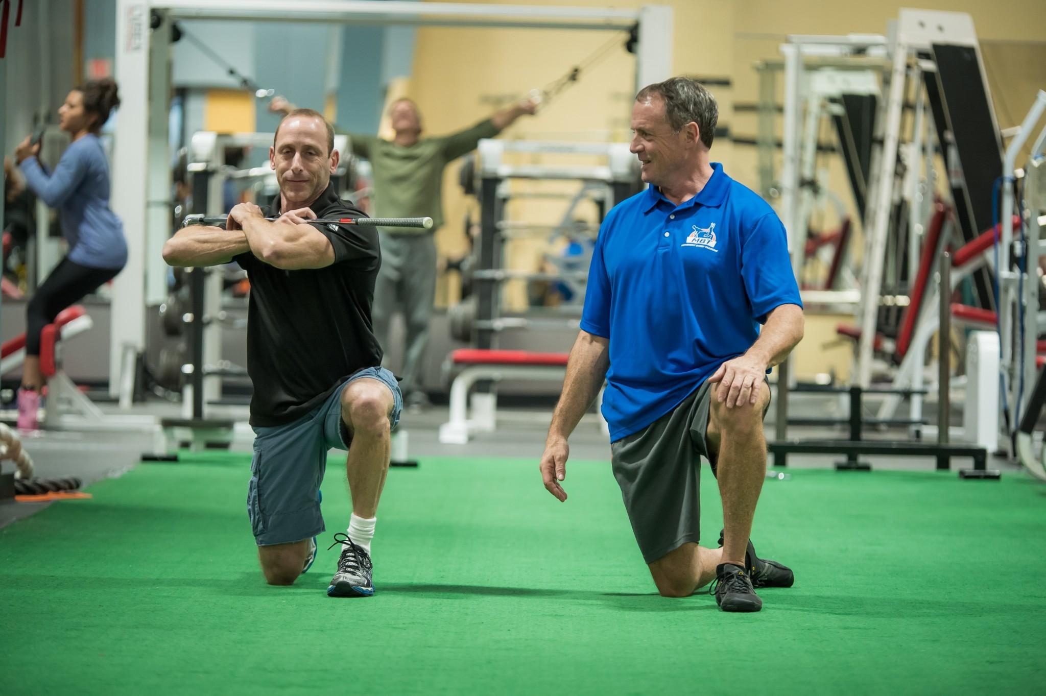 Corrective Exercise Post Rehab