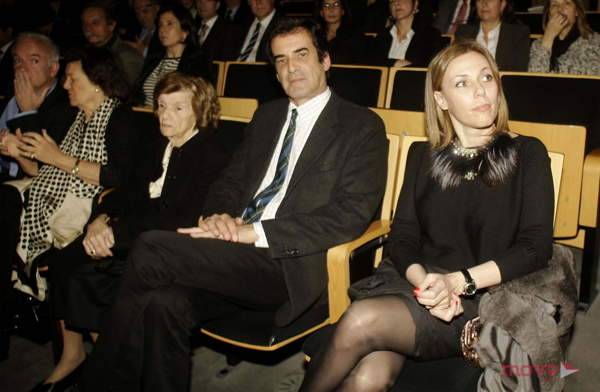 Rui Moreira leva namorada a estreia mundial de Manoel Oliveira  MoveNotcias