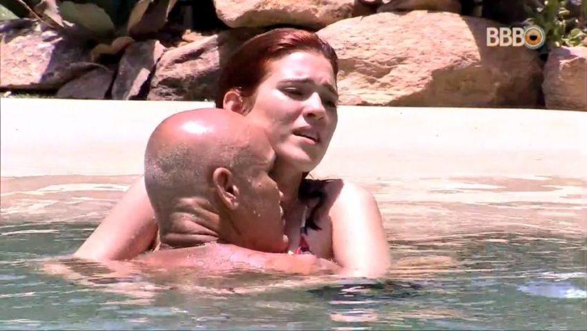 Relao entre pai e filha de Big Brother Brasil cria