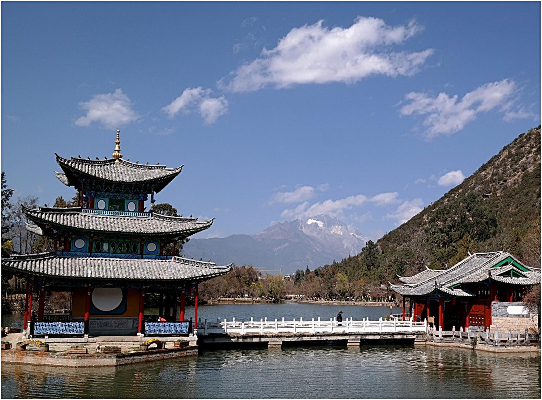 Jade Pool Lijiang