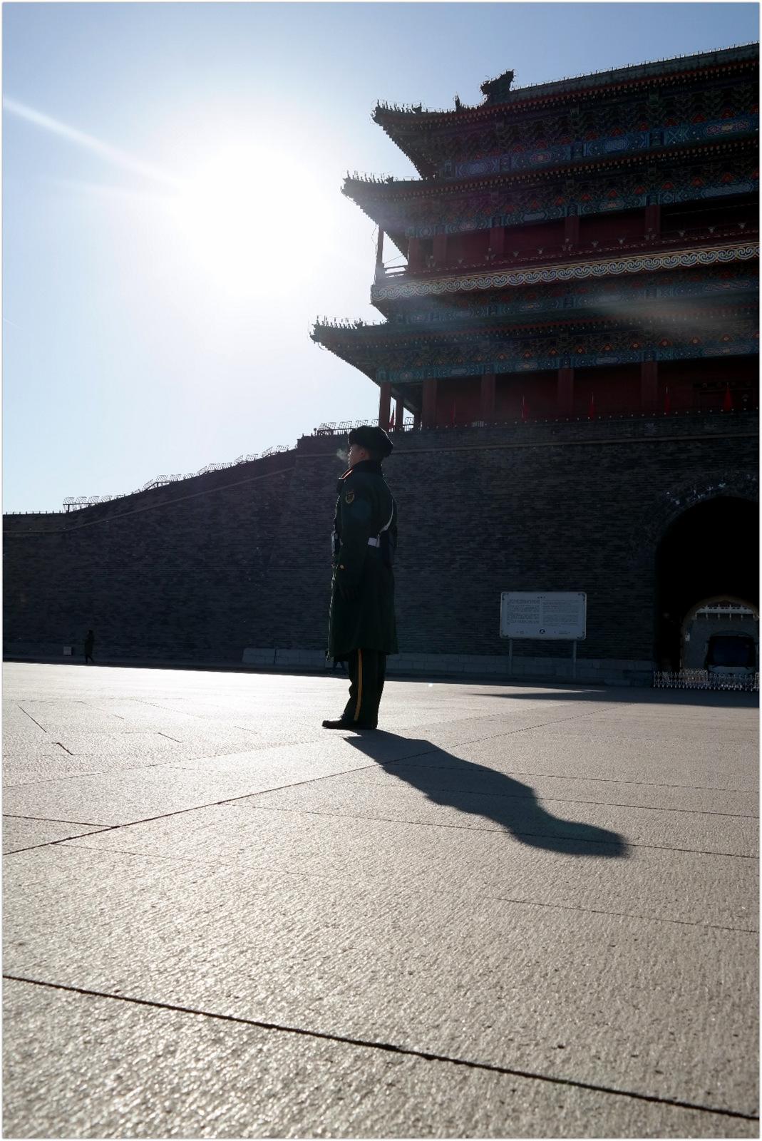 China Beijing Tienanmen Square
