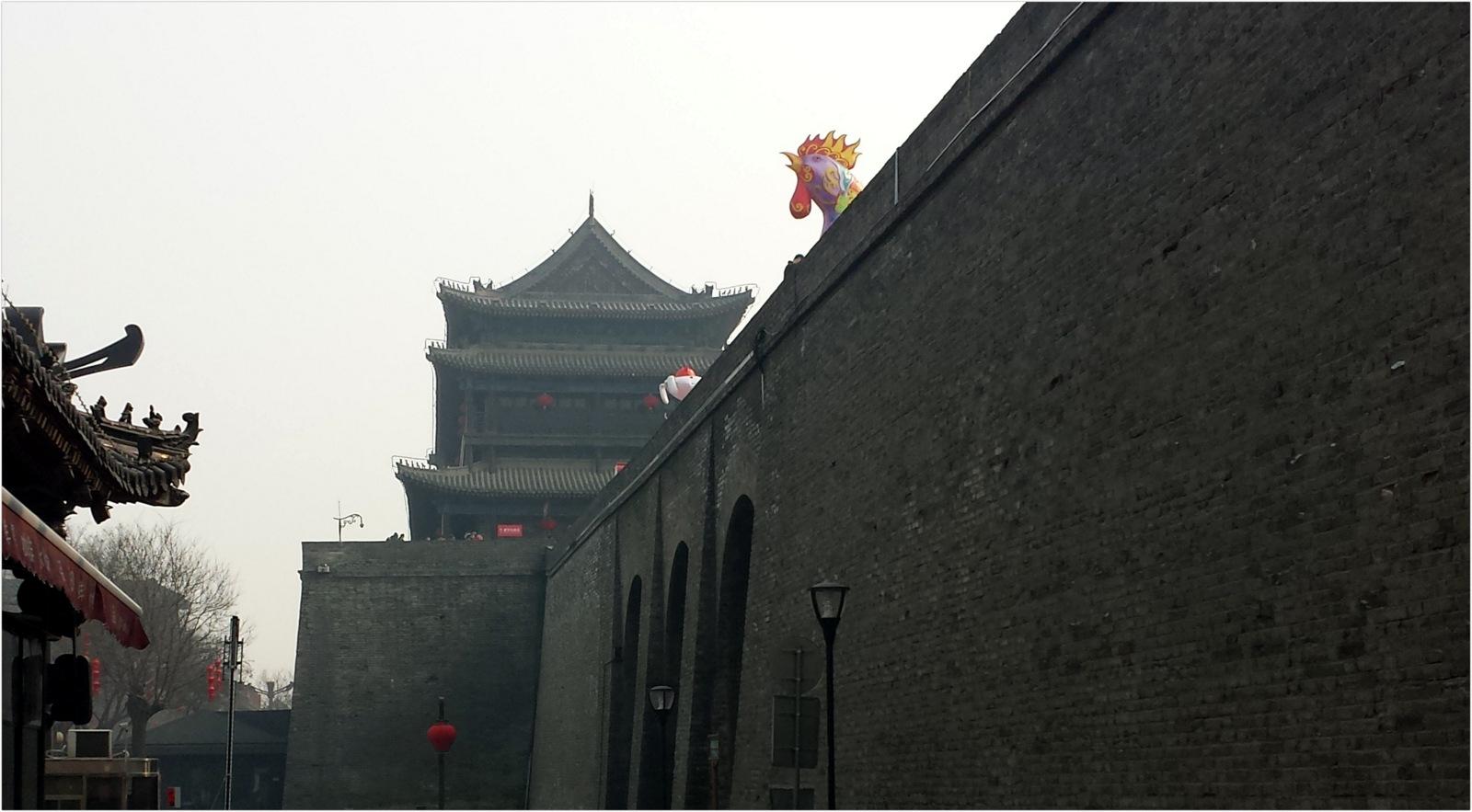 China - XiAn - Wall