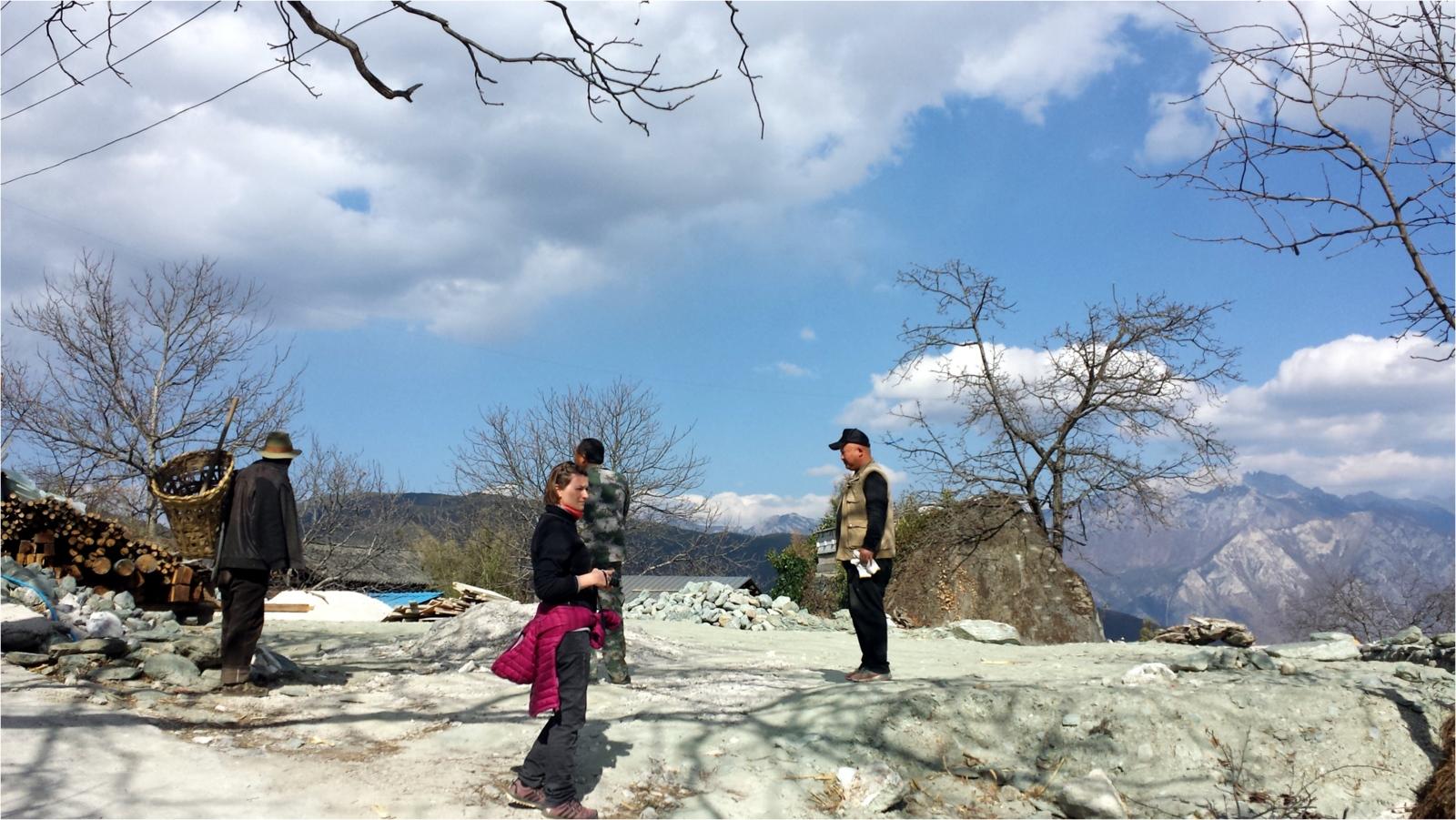Yunnan Haba Village