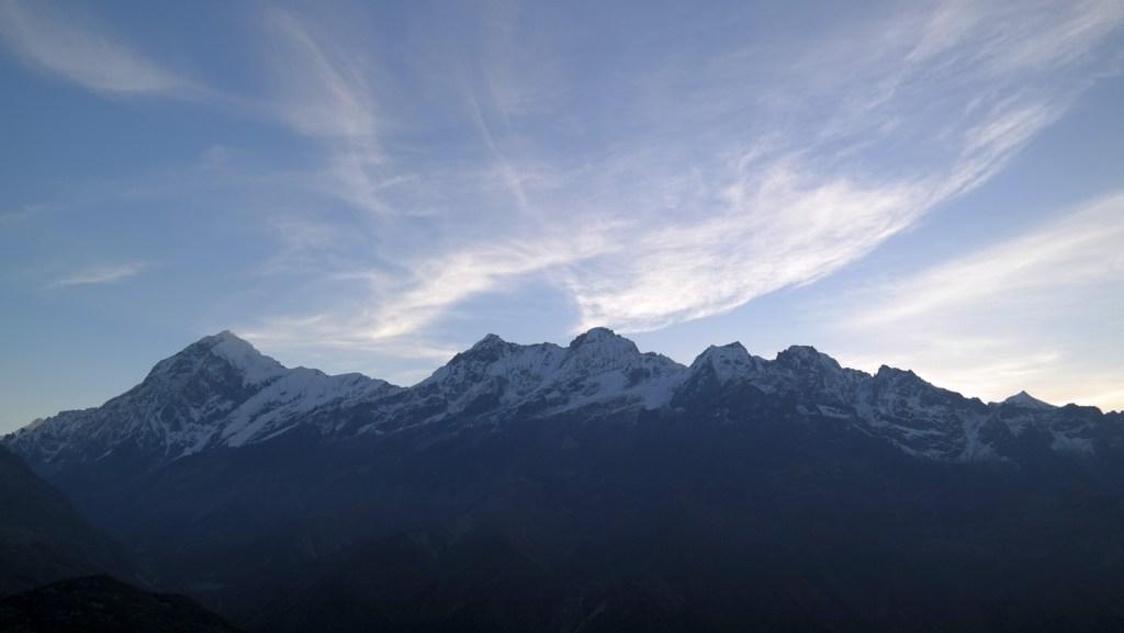 Move Our World - Sikkim - Trekking - Himalayas
