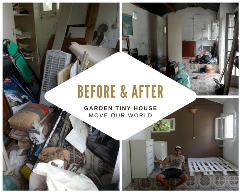 Move Our World - Decollage - Tiny House 1