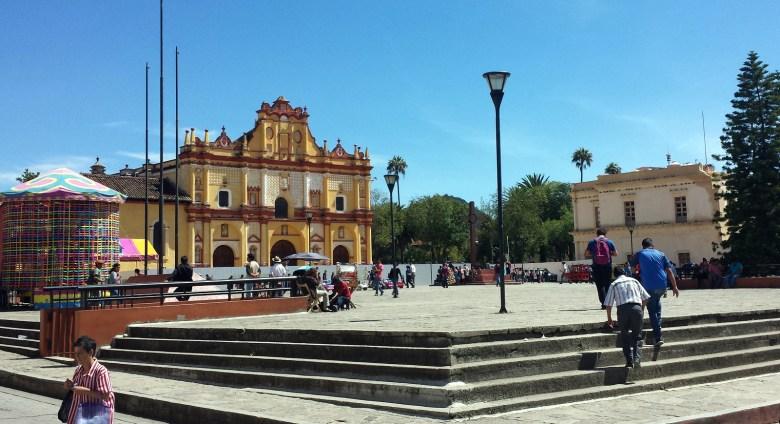 Move Our World Mexique San Cristobal de las casas églises