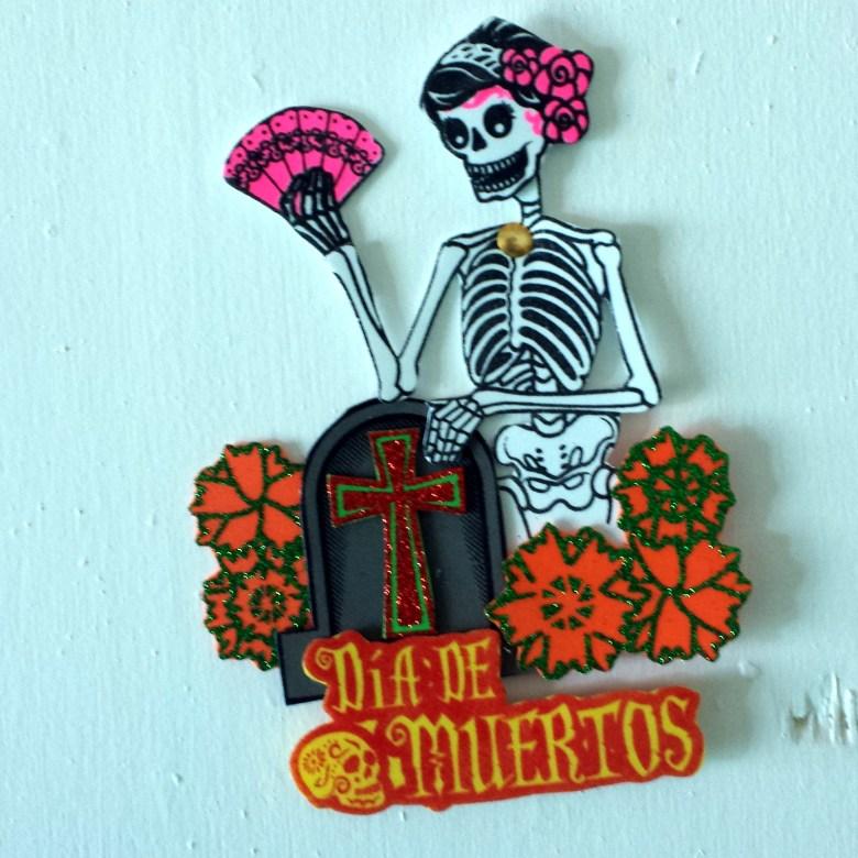 Move Our World Mexique San Cristobal de las casas Dia de los muertos