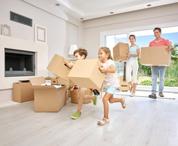 residential movers and packers Bay Area