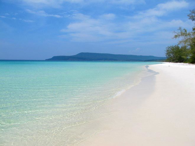 best beaches in asia, top 10 list cambodia