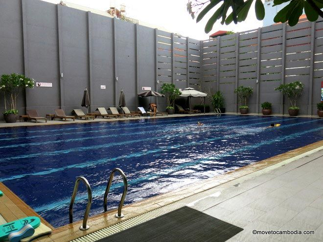 The Place Phnom Penh Pool