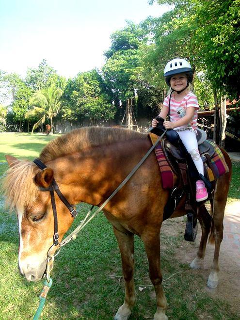 horseriding Siem Reap