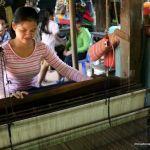 Silk weaver Koh Dach