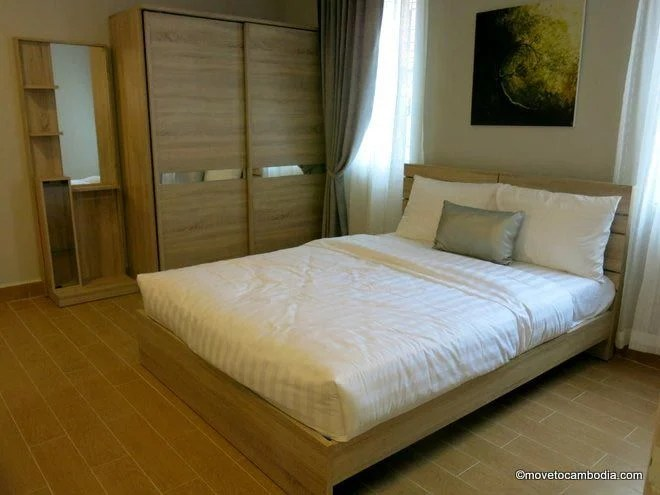 Phnom Penh serviced apartment