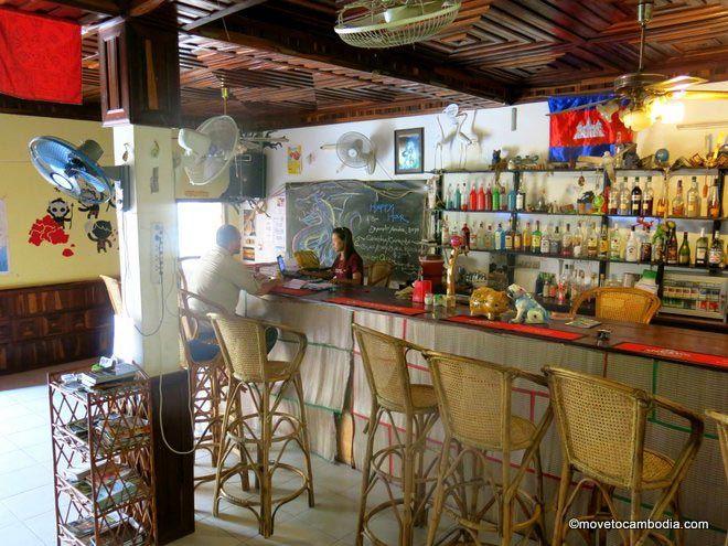 Here Be Dragons Battambang bar