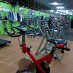 Inside Angkor Muscle Gym, Siem Reap