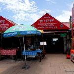 Kep crab shacks