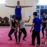 Circus school Cambodia