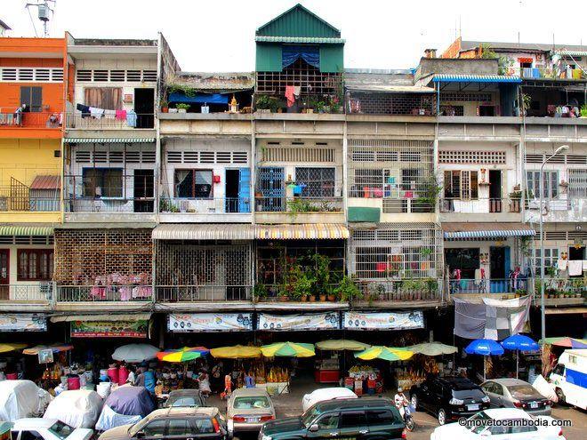 Phnom Penh apartments