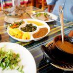 Ethopian food Phnom Penh