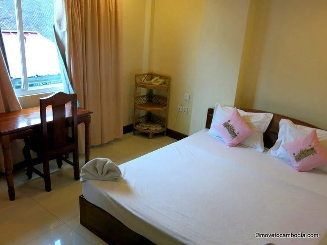 Seng Hout Hotel Battambang