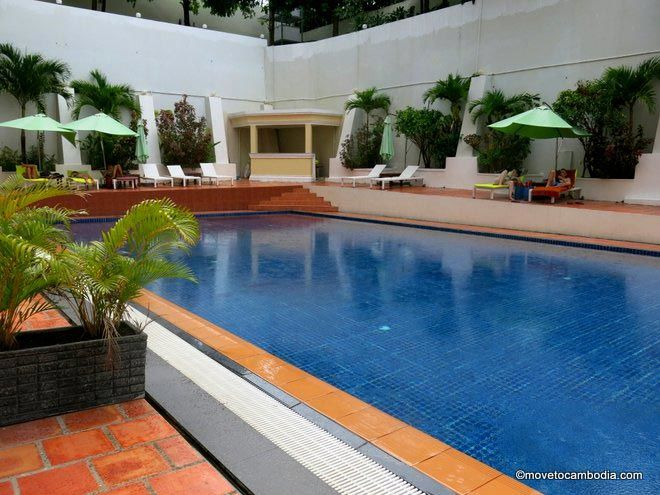 Serendipity Beach Resort Sihanoukville pool