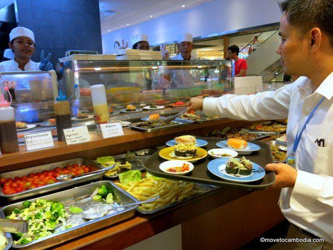 Sushi Kaihomaru Aeon Mall Phnom Penh