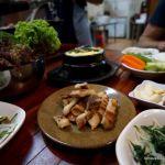 Korean restaurant Siem Reap