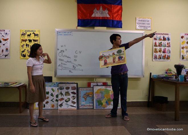 Language Institute Natural Khmer