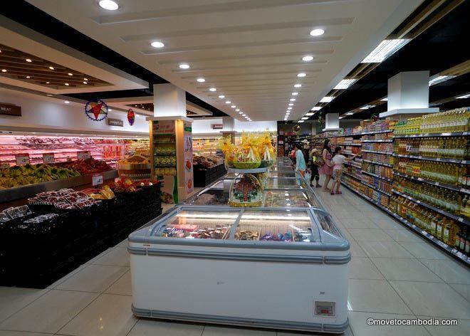 Lucky Supermarket Siem Reap