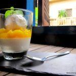 dessert at Cuisine Wat Damnak