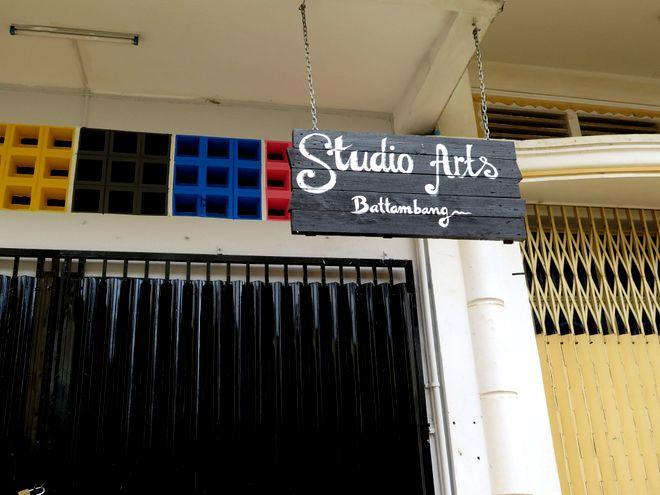 Studio Art Battambang