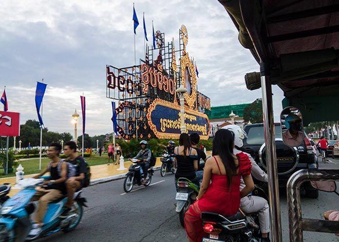 Phnom Penh Water Festival