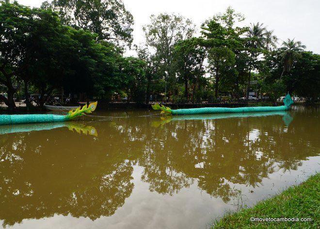 Siem Reap Water Festival