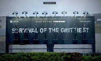 McCann Survival Billboard