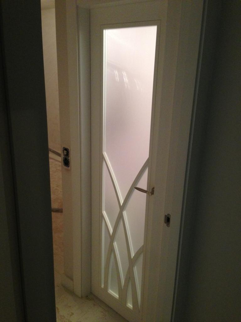 Puertas lacadas blancas en Granada  Venta e instalacin