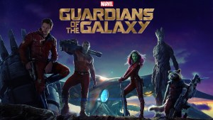 GUARDIANS OF THE GALAXY VOL. 2 BEGINS