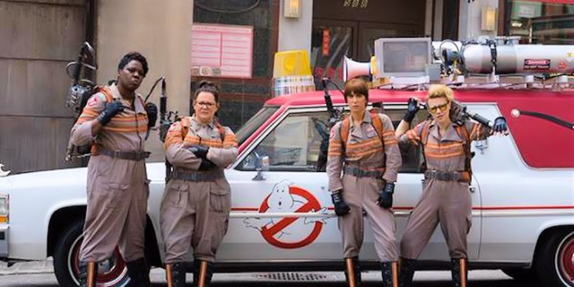 Ghostbusters reboot movie review