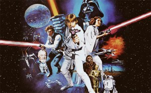 Star Wars Trailer 1977