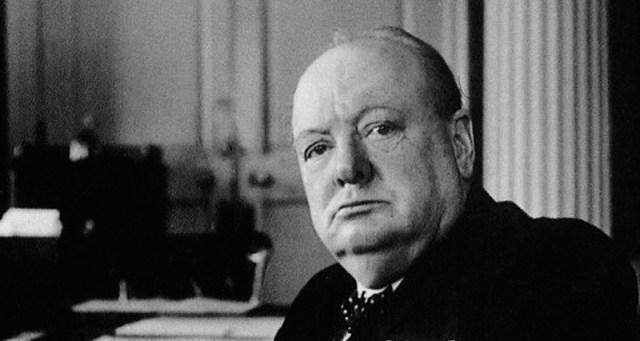 Winston Churchill movie