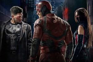 DAREDEVIL SEASON 2: IT'S DAREDEVIL
