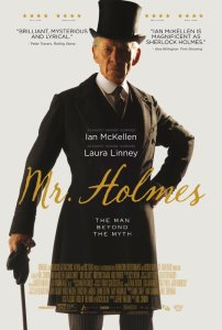 Mr. Holmes movie review