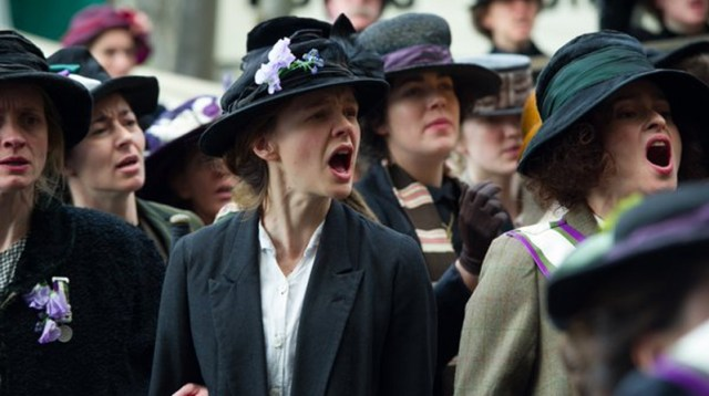 Suffragette movie review