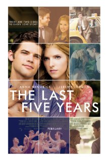 The Last Five Years movie review