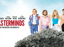 Masterminds movie review
