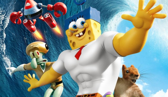 The SpongeBob Movie: Sponge Out of Water movie review