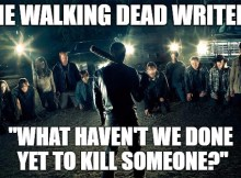 THE WALKING DEAD IS NOW DEAD MAN WALKING