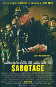Sabotage movie review