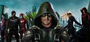 Arrow Season Four